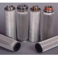 Buy cheap hydraulic pilot filter used in hydraulic system from wholesalers