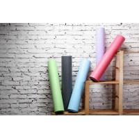 Wholesale Nature rubber PU leather yoga mat from china suppliers