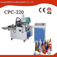 Buy cheap Ice Cream Cone Sleeve Forming Machine from wholesalers