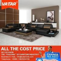 Wholesale VATAR high quality massage sectional sofa from china suppliers