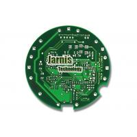 Buy cheap Heavy Copper4OZ 4-Layer PCB Immersion Silver L Green soldermask White silkscreen 1.2MM from wholesalers