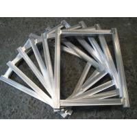 Screen Printing Frame With T Guide And Handle