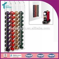 Wholesale Acrylic Coffee Capsule Pod Organizer from china suppliers