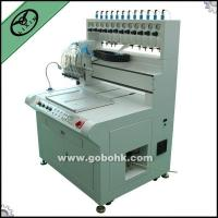Wholesale PVC lighter cover making/dispensing/dripping machine from china suppliers