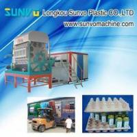 Buy cheap high efficiency paper pulp egg tray machine/pulp egg tray making machine from wholesalers
