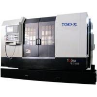 Metal CNC Turn Precision Mill Machine Tools Turning and Milling Center TCKM 32 Manufactures