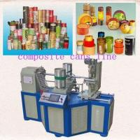 Wholesale diameter 15 to 150 mm paper composite cans production line from china suppliers