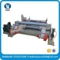 Wholesale Brown kraft paper jumbo roll slitter rewinder machine from china suppliers