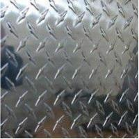 Buy cheap Dimpled Aluminium Sheet 1.5mm For Slippery Floors , Bus Floor from wholesalers