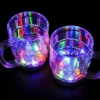 Buy cheap 600ml LED Mug Glowing Beer Cup from wholesalers