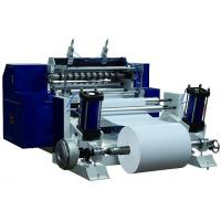 Buy cheap Automatic Thermal Paper Slitting Machine TAFQ700/900 from wholesalers