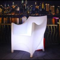 Buy cheap Plastic Glowing LED Armchair Armrest from wholesalers