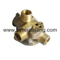 Copper Lost Wax Casting Part - Pipe Fittings Manufactures
