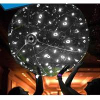 Buy cheap Inflatable pulse ball for parties/ factory outlet 1m led pulse balloon for sale from wholesalers