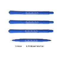 Buy cheap Permanent Marker Double Nib Skin Marker from wholesalers