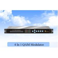 Buy cheap 4 IN 1 QAM Modulator from wholesalers