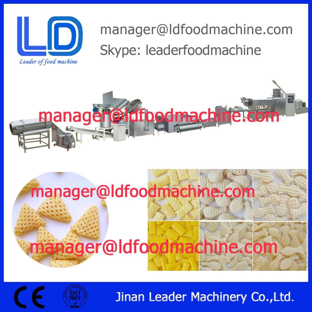 China Fry Snack Machine, 3D Pellets Machine on sale