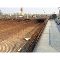Special shape with arc PVC formwork Manufactures