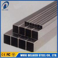 Buy cheap Cheap Price Custom Special sus304L Stainless Steel Square Tube from wholesalers