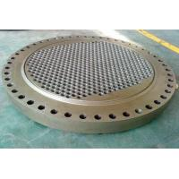 Buy cheap Heat Exchanger Tube Sheet, Fixed Tubesheet, Floating Tube sheet from wholesalers