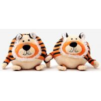 PT3079plush tiger Stuffed Animals Manufactures