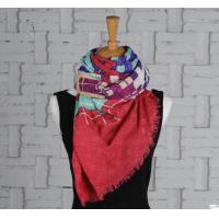 Buy cheap cashmere scarf for women Custom Made Silk Cashmere Scarf from wholesalers