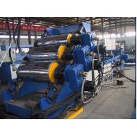 Buy cheap PE PP ABS Plastic Solid Board Sheet Extrusion Extruder Machine from wholesalers