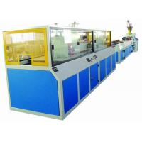 Wholesale Plastic PVC Window and Door Profile Extrusion Extruder Machine from china suppliers