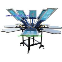 Buy cheap 8C 8Station Screen Printer from wholesalers