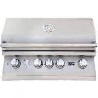 China Lion 32-Inch Built-In Gas Grill - L75000 Stainless Steel Natural Gas on sale