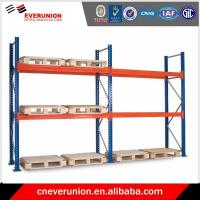 Buy cheap 4 layers warehouse rack/pallet rack/shelf for storage from wholesalers