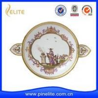 Wholesale Promotional cheap custom Gold enamel badge from china suppliers