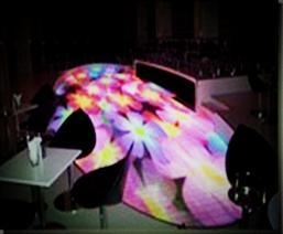 Quality DIS-LD04B P16 LED Video Dance Floor for sale
