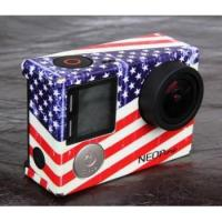 Buy cheap 2015 New sticker for Gopro Hero 4 USA flag pattern Sticker from wholesalers