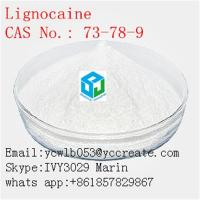 Buy cheap Lidocaine CAS 137-58-6 Pharmaceutical Raw Materials Topical Anesthetic And Treatment from wholesalers