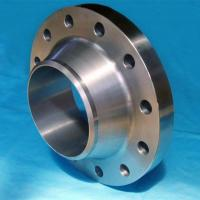 China Titanium Weld Neck Flange on sale