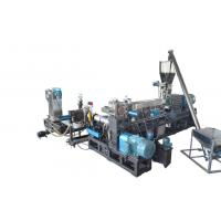 Electrical / electromagnetic Waste Plastic recycling machine Manufactures