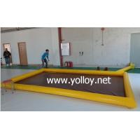Buy cheap WP-001 Inflatable Mobile Wash Pads from wholesalers