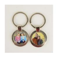 Buy cheap Round shape Keyring from wholesalers