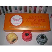 Buy cheap CQB001 100%Gassed & Mercerized cotton crochet- knitting -carft threads from wholesalers