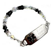 Buy cheap Item# DCR39- M Is For Marilyn Medical ID Bracelet from wholesalers