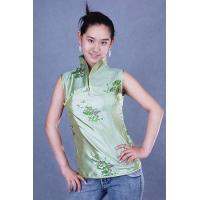 Buy cheap Embroidered Paillette Blouse---Pale Green from wholesalers