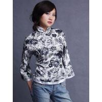 Buy cheap Ink Rose Silk Blouse product