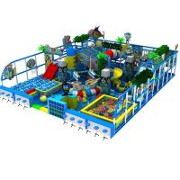 Buy cheap Sea theme child indoor playground from wholesalers
