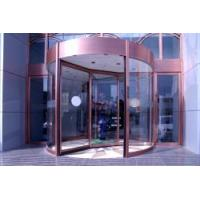 Automatic Revolving Door Automatic Revolving Door( with showcase) Manufactures