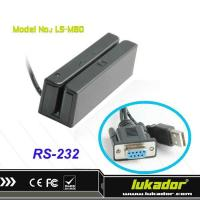 Buy cheap RS232 Magnetic Card Reader product