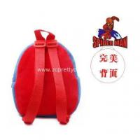 Buy cheap Spider-man red backpack shoulders mainstream from wholesalers
