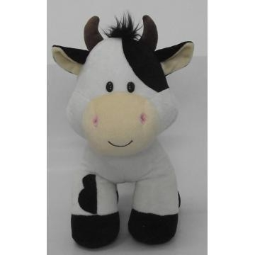 Quality Meng mini cartoon cow stuffed animals for sale