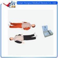 Buy cheap Emergency Training Simulator ISO Advanced CPR Training Manikin and First Aid Model from wholesalers