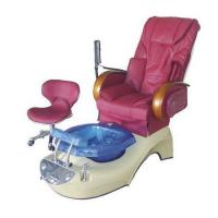 Buy cheap European nail tech pipeless whirlpool jacuzzi / pedicure spa chair from wholesalers